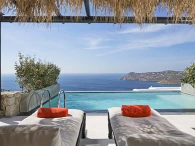 Myconian Utopia Relais & Chateaux Resort Elia Beach Mykonos