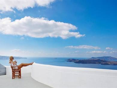 Volcano View by Caldera Collection Fira Santorini