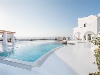 Sophia Boutique Hotel Oia Santorini