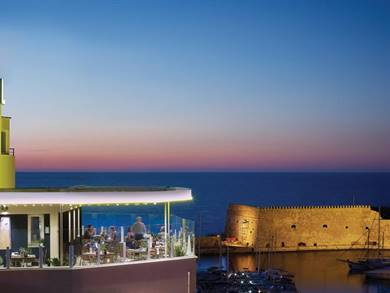 Lato Boutique Hotel Heraklion Creta