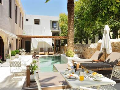 Pepi Boutique Hotel (Adults Only) Rethymno Creta