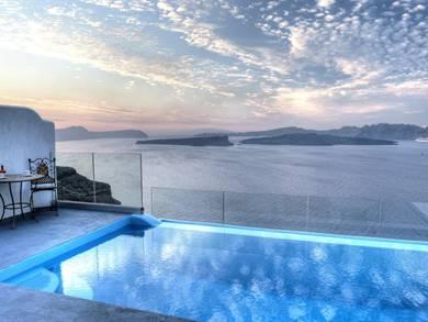 Astarte Suites Akrotiri Santorini