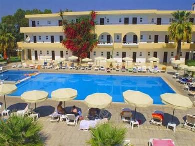 Marathon Hotel Kolimbia Rodi
