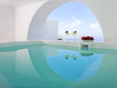Sophia Luxury Suites Imerovigli Santorini