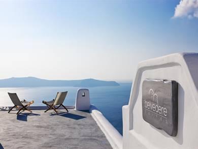 Belvedere Suites Firestefani Santorini
