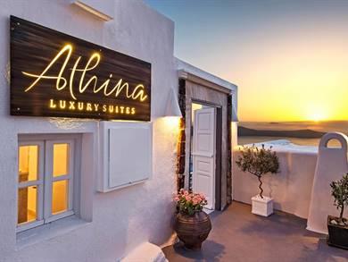 Athina Luxury Suites Fira Santorini