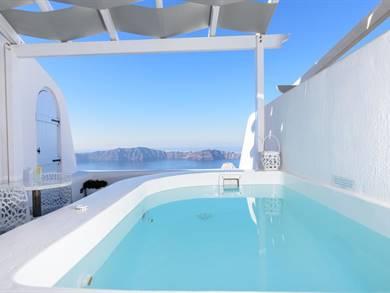 Dreaming View Suites Imerovigli Santorini