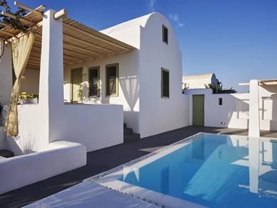 Villa Agrikoia Oia Santorini