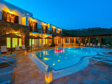 Paradision Hotel Tourlos Mykonos