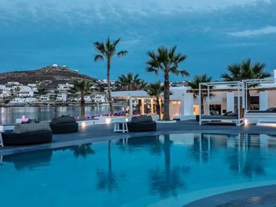 Mykonos Blanc Hotel Ornos