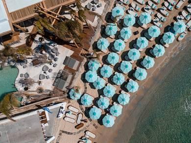 Kensho Psarou Psarou Beach Mykonos