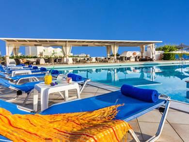 Hotel Hara Ilios Village Gouves Creta