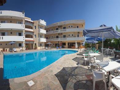 Dimitra Hotel & Apartment Kokkini Chani Creta