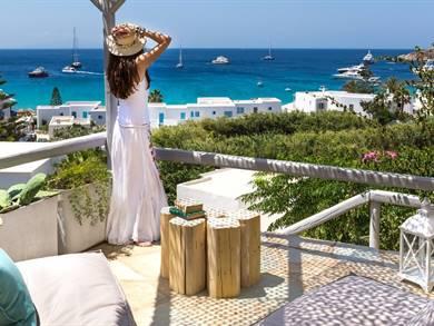Bay Bees Sea View Suites & Homes Platis Yalos Mykonos