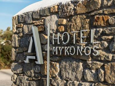 A Hotel Mykonos Città Mykonos