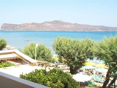 Kato Stalos Beach Stalos Creta