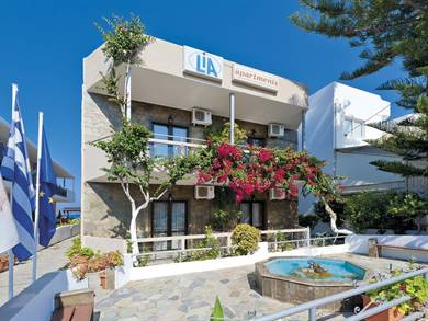 Lia Apartments Stalos Creta