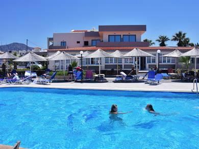 Kalia Beach Hotel Gouves Creta