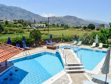 Dias Apartments Kavros Creta