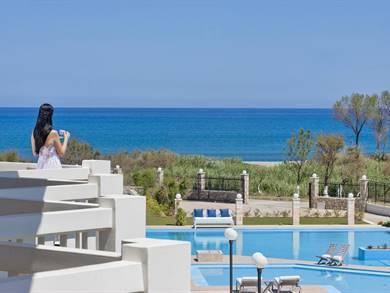 Chryssana Beach Hotel Kolymvari Creta