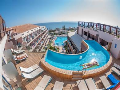 Chc Galini Sea View Agia Marina Creta