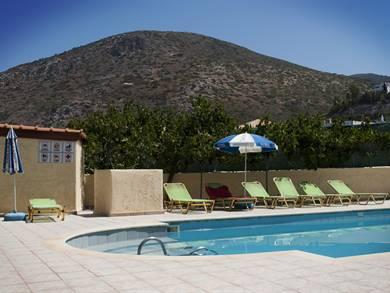 Prinos Apartments Creta