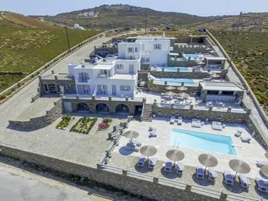 Senses Luxury Villas & Suites Elia Mykonos