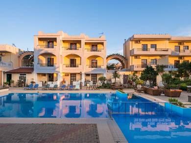 Nireas Hotel Kato Daratso Creta