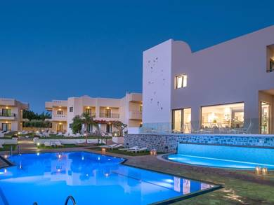 Kristalli Hotel Apartments Malia Creta
