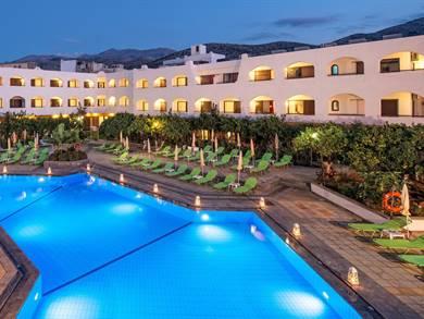 Hotel Malia Holidays Creta