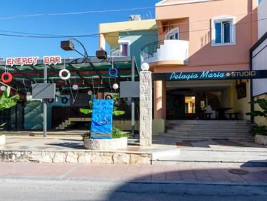 Pelagia Maria Studios Creta