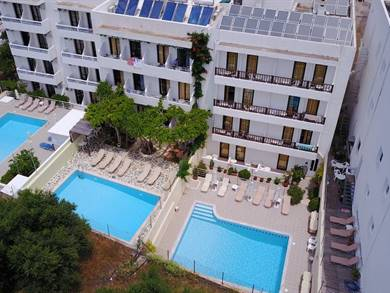 Melpo Hotel Hersonissos Creta