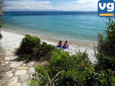 Spiaggia di Megalos Mourtias Alonissos