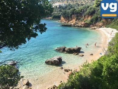 Spiaggia di Megali Ammos Alonissos