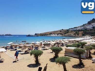 Spiaggia di Lindos