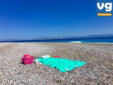 Spiaggia di Elli Rodi