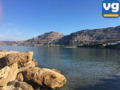 Spiaggia di Kavos Rodi
