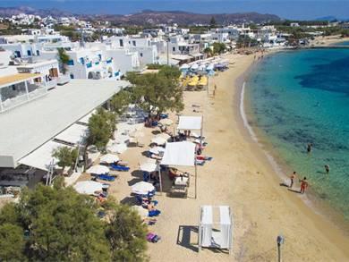 Santana Beach Agia Anna Naxos