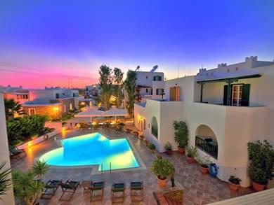 Spiros Hotel Naxos