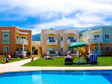 Kings Village Malia Creta