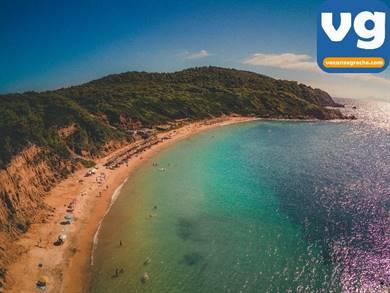 Spiaggia di Mandraki Skiathos