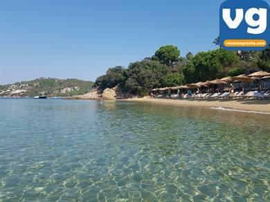 Spiaggia di Vromolimnos Skiathos