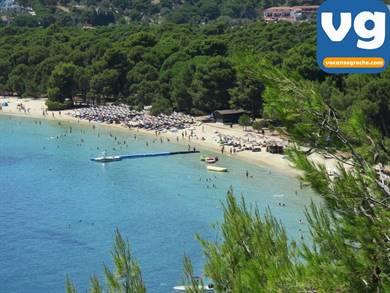Spiaggia di Koukounaries Skiathos