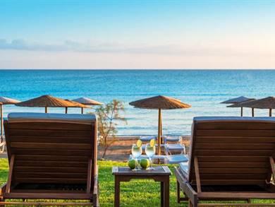 Santa Marina Beach Hotel Agia Marina Creta