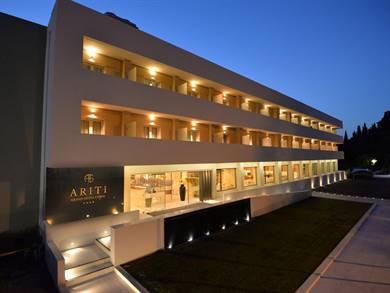 Ariti Grand Hotel Kanoni Corfu