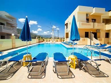 Villa Diasselo Malia Creta