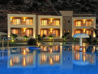 Royal Heights Resort  Malia Creta