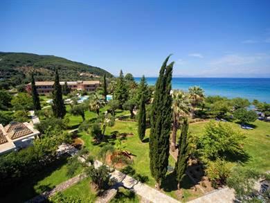 Delfinia Hotel Moraitika Corfu