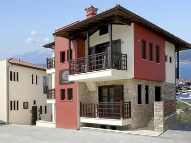 Helianthus Guesthouse Calcidica