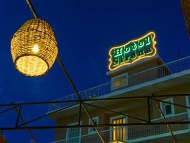 Sirena Beach Hotel, Corfù